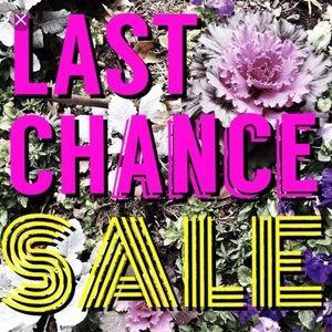 ⚠️Last Chance Clearance Sale